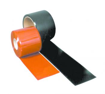 Cepro Orange-CE 300x3mm Schweißlamellen, Meterware