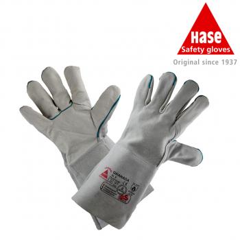 Leichter MIG/MAG-Schweißerhandschuh mit Stulpe aus widerstandfähigem Spaltleder 10 - 12  Granada-long 11