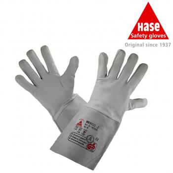 Montage-/Schweißerhandschuh mit gutem Tragekomfort für feine Schweiß- und Lötarbeiten 7 - 11  Mexico-Z-long 8