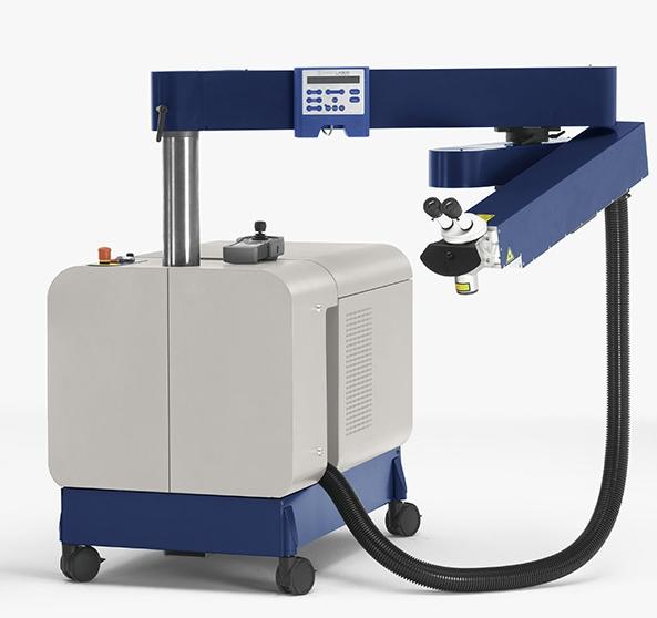 Laser Schweißgerät Mobile Welder MW 120