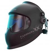 panoramaxx clt Schweisshelm, schwarz, inkl. optrel IsoFit® headgear