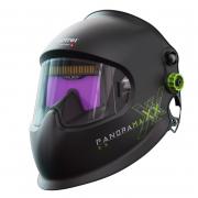 panoramaxx2.5 Schweisshelm, schwarz, inkl. optrel IsoFit® headgear