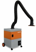 Kemper suction system ProfiMaster - a suction arm