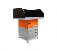 Kemper welding table with suction - Filter-Table