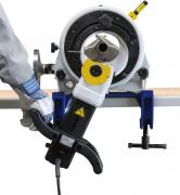 Rohrsäge und Anfasmaschine GFX 6.6 SET Orbitalum 21,3-168,3mm