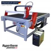 Plasmaschneidanlagen PlasmaCUT 2010 - CNC Steuerung