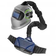optrel® e3000 komplettes System (Grün) mit e684, silber-metallic