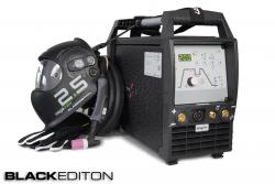 <b>BLACKEDITION</b> - EWM Picotig 200 AC/DC PULS Schweißgerät