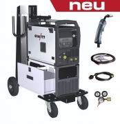<b>HDB GEAR BASIC SET PLUS</b> EWM Picomig 185 D3 puls + Trolly