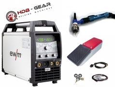 <b>HDB GEAR WIG SET</b> - EWM Tetrix 230 AC/DC Comfort 2.0 Schweißgerät
