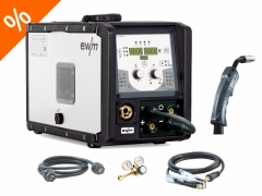 <b>HDB GEAR BASIC SET PLUS</b> - EWM Picomig 180 puls