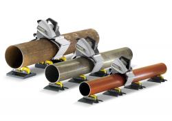 Rohrsäge Typ P400 mit Sägeblatt und TCT P 150, AD 100 - 400mm