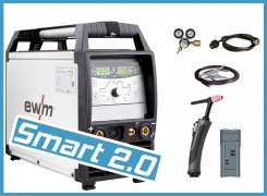 <b>HDB GEAR BASIC SET</b> - EWM Tetrix 230 AC/DC Smart 2.0 PULS