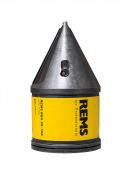 Set REMS Cento Basic + Innen-Rohrentgrater bis DN 100 - Trennen und Engraten bis 115 mm