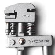 Das Original TAMA 61202 KOMBIZANGE ZUM LOCHEN UND FALZEN 5 MM
