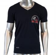 HDB Gear T-Shirt V-Ausschnitt