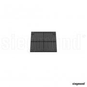 Basic 1000x1000x50 Plasmanitriert mit Fuß Grundausstattung 815 Tischhöhe 850
