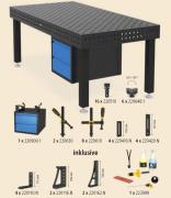 Sonderaktion : System 22 Professional 750 2000x1200x150mm inkl. Set