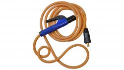 Elektrodenhalter mit 4 m Kabel hochflexibel