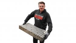 HDB GEAR Bausatz Schweißtisch 3.0 - 80x40- 16er Bohrung