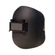 Extrem hitzebeständiges Kopfschild aus feuchtigkeitsabweisendem Vulkanfiber  Prota Shell 51x108mm