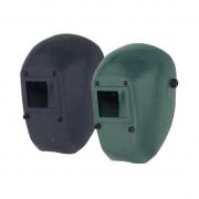 Kopfschild aus leichtem Kunststoff mit Glasfasergewebe  HS LI SG