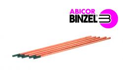 Kohleelektroden zum Fugenhobeln  ABIARC dm 4 mm, 250 A