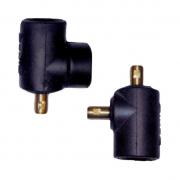 Kabelabzweigbuchsen, bzw. -Stecker Querschnitt: 70 mm² - 95 mm²  TB 13mm