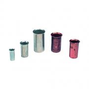 Kabelendhülsen in verschiedenen Ausführungen 10 mm² - 25 mm² - 95 mm² - 120 mm²  CS CU 10-25 mm²