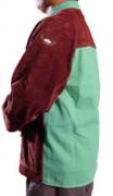 Flammhemmendes Textilgewebe im Rückenteil  JSL FRB EN 470-1 M