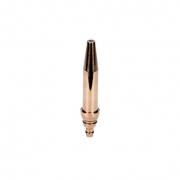 Gasemischende Schneiddüsen für Schneideinsätze und Handschneidbrenner 3 mm - 10 mm - 300 mm - 500 mm  VADURA 8317 A-GN