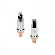 Blockdüsen für Schneideinsätze STARLET / MINITHERM 0.5 mm - 3 mm - 10 mm - 25 mm  A-BF