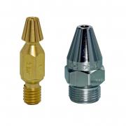 Ringdüsen für Schneideinsätze und Handschneidbrenner 3 mm - 10 mm - 60 mm - 200 mm  PL-RC