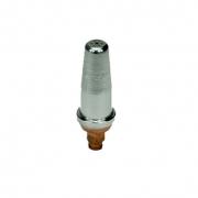 Blockdüsen für Schneideinsätze und Handschneidbrenner 3 mm - 10 mm - 200 mm - 300 mm  A-B