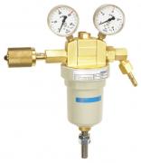 Einstufiger Flaschendruckminderer für große Entnahmemengen bis 200 m³/h Gasart: Sauerstoff  CONSTANT 2000 U13 O