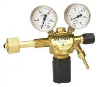 Durchflussmengenazeige mit Manometer Gasart: Argon / CO2  CONSTANT 2000 AR IPC
