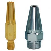 Schneiddüse für niedrige Brenngasdrücke 3 mm - 10 mm - 200 mm - 300 mm  LP-N