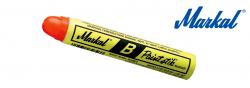 Festfarbenstift für hochwertige Markierungen auf rauen, rostigen