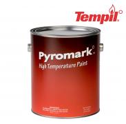 Hochtemperaturfarbe mit Beschichtungen auf Silikonbasis für lang anhaltenden Schutz gegen Oxidation und Korrosion   PYROMARK 1000°F/538°C