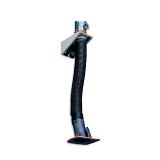 Arm 1,5 m, dm =150 mm Absaugarm für große Rauch- und Staubmengen