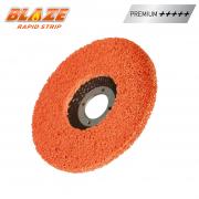 Hochleistungs-Reinigungsscheibe  Norton Blaze Rapid Strip R9101 125 x 22