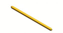 CAPTUB L=69 mm; DM ≤ 2,0 mm