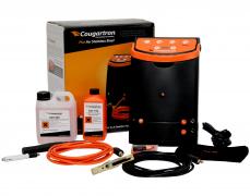 Leichtes Nahtreinigungsgerät für den Einsatz in kleineren Produk