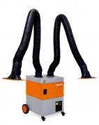 ProfiMaster 2 m Fahrbares Filtergerät für geringe bis mittlere Rauch-/Staubmengen