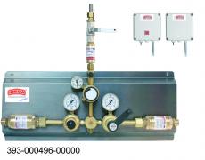 Gasversorgungsanlagen für Acetylen automatischer Umschaltung   S