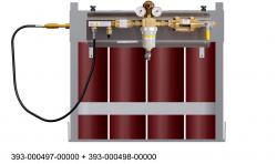 Transportable Gasversorgungsanlagen  Transportable Gasversorgungsanlage, Acetylen