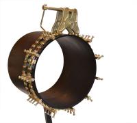 Doppelkettenspannsystem für das einfache Spannen von Rohr-an-Rohr, Rohr-an-Rohrbogen, Rohr-an-T-Stück oder Rohr-an-Flansch  8-12