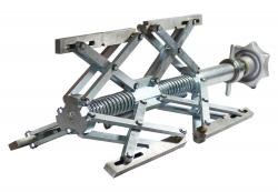 Manuelles Innenspannsystem, geeignet für das Schweißen von Flanschen an Rohre  IMC dm 56-140mm