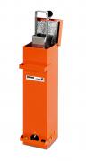Tragbarer Elekrodentrockner mit thermostatischer Regelung, ideal