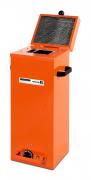 Tragbarer Elektrodentrockner, ideal für die Baustelle  SET-2/220